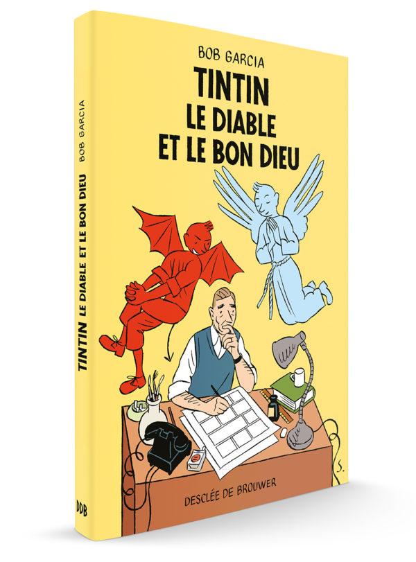 Tintin Le diable et le bon Dieu