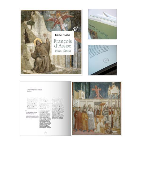 François d'Assise selon Giotto