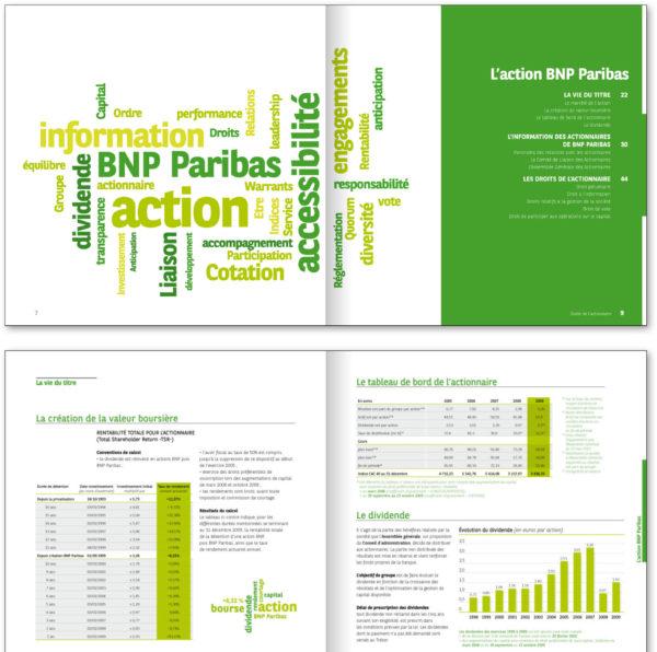Rapport activité BNP Paribas