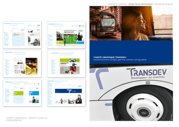 charte graphique Transdev